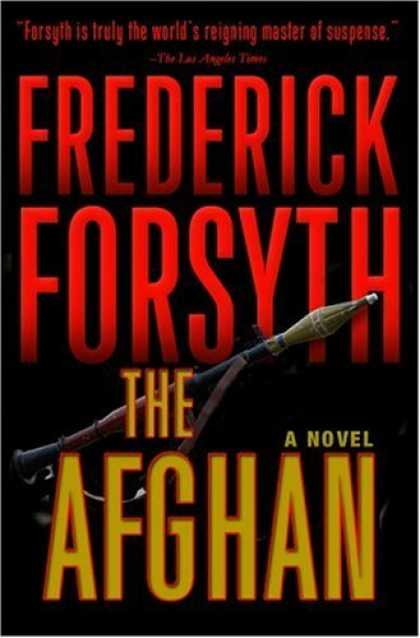 Bestsellers (2006) - The Afghan by Frederick Forsyth