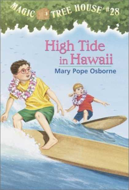 Bestsellers (2006) - High Tide in Hawaii (Magic Tree House 28) by Mary Pope Osborne