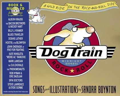 Bestsellers (2006) - Dog Train: A Wild Ride on the Rock-and-Roll Side by Sandra Boynton
