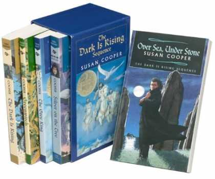 Bestsellers (2006) - The Dark Is Rising Sequence: Silver on the Tree; The Grey King; Greenwitch; The