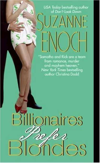 Bestsellers (2006) - Billionaires Prefer Blondes by Suzanne Enoch