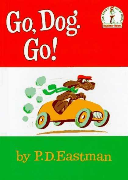 Bestsellers (2006) - Go, Dog. Go! (Beginner Books(R)) by P.D. Eastman