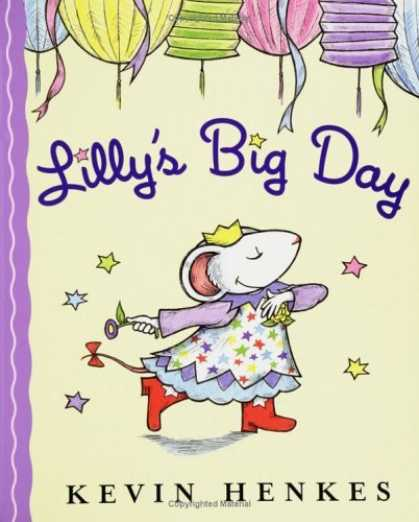 Bestsellers (2006) - Lilly's Big Day by