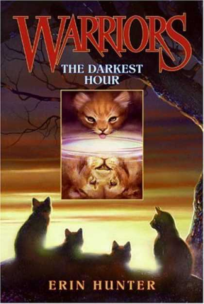 Bestsellers (2006) - Warriors #6: The Darkest Hour (Warriors) by Erin Hunter