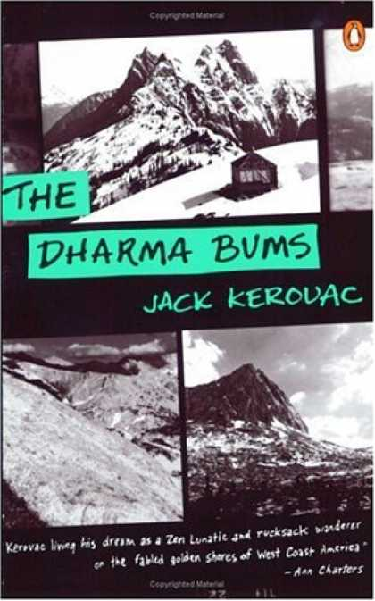 Bestsellers (2006) - The Dharma Bums by Jack Kerouac