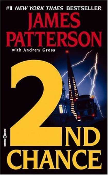 Bestsellers (2006) - 2nd Chance by James Patterson