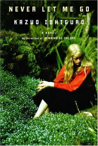 Bestsellers (2006) - Never Let Me Go (Alex Awards (Awards)) by Kazuo Ishiguro