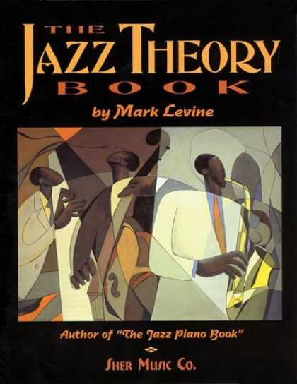 Bestsellers (2006) - The Jazz Theory Book by Mark Levine