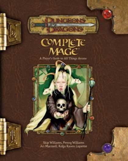 Bestsellers (2006) - Complete Mage: A Player's Guide to All Things Arcane (Dungeons & Dragons Supplem