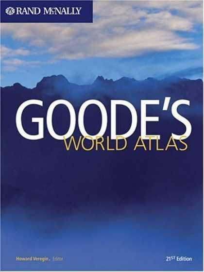 Bestsellers (2006) - Rand McNally Goode's World Atlas 21st Edition by J. Paul Goode