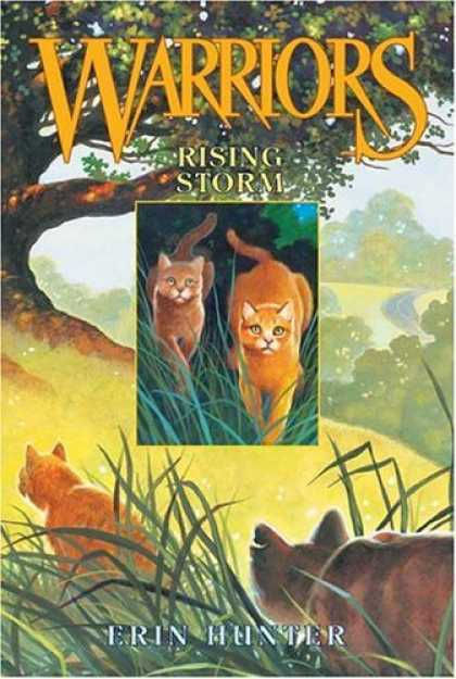 Bestsellers (2006) - Rising Storm (Warriors, Book 4) by Erin Hunter