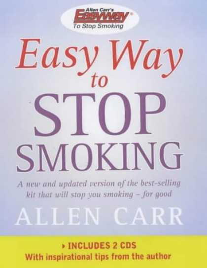 Bestsellers (2006) - Easy Way to Stop Smoking by Allen Carr
