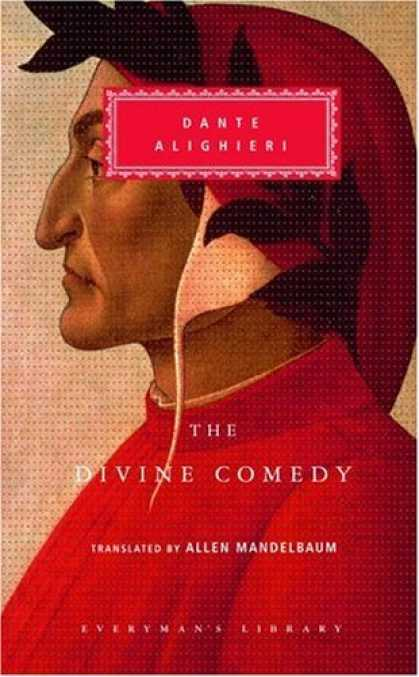 Bestsellers (2006) - The Divine Comedy: Inferno; Purgatorio; Paradiso (in one volume) (Everyman's Lib