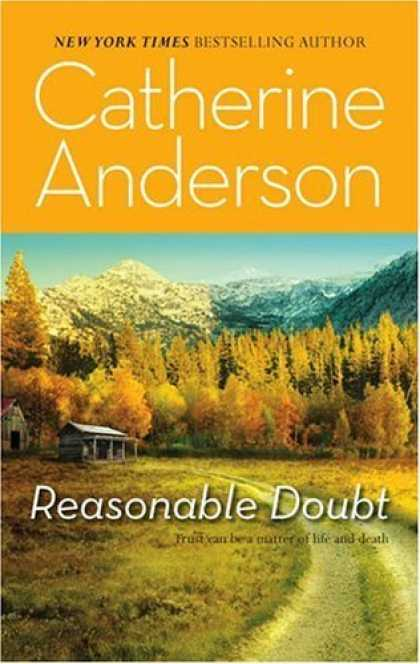 Bestsellers (2006) - Reasonable Doubt (Harlequin Romantic Suspense) by Catherine Anderson