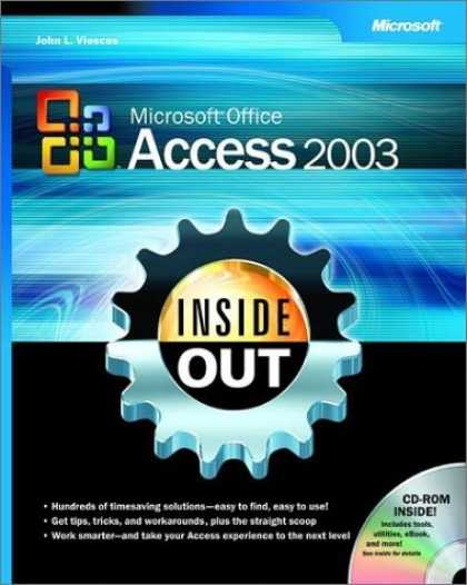 Bestsellers (2006) - Microsoft Office Access 2003 Inside Out by John L. Viescas