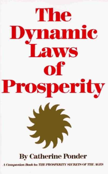 Bestsellers (2006) - Dynamic Laws of Prosperity by Catherine Ponder