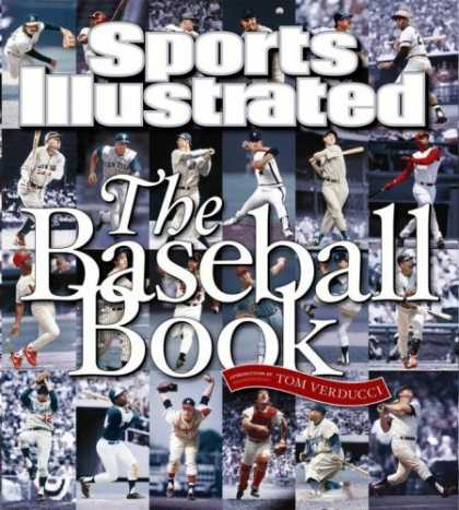 Bestsellers (2006) - Sports Illustrated: The Baseball Book by Editors of Sports Illustrated