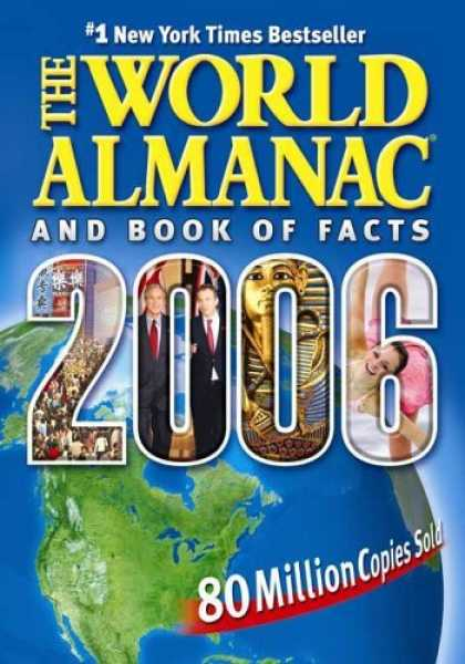 Bestsellers (2006) - The World Almanac and Book of Facts 2006 (World Almanac and Book of Facts (Paper