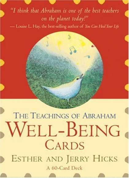 Bestsellers (2006) - The Teachings of Abraham Well-Being Cards by Jerry Hicks