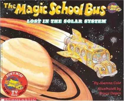 Bestsellers (2006) - The Magic School Bus Lost In The Solar System (Magic School Bus) by Joanna Cole