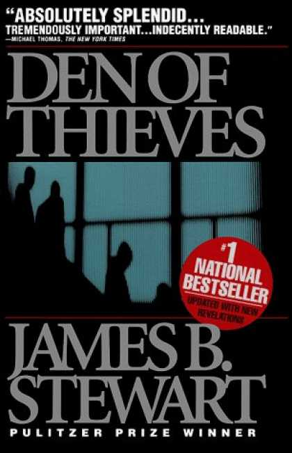 Bestsellers (2006) - Den of Thieves by James B. Stewart