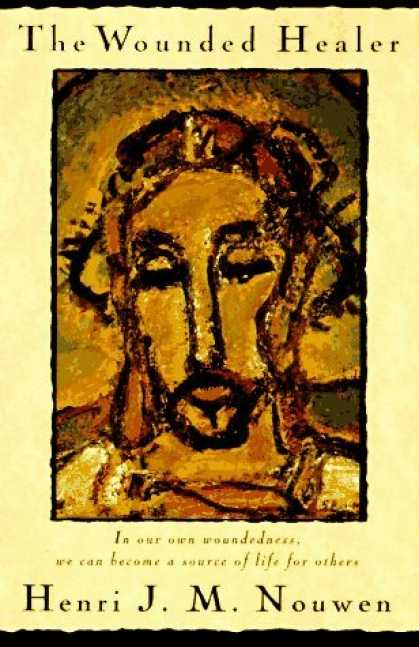 Bestsellers (2006) - The Wounded Healer by Henri Nouwen
