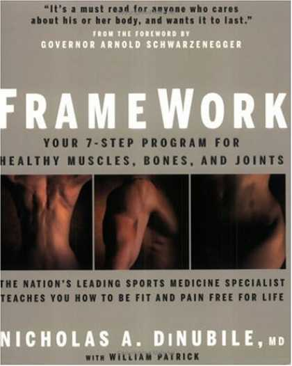 Bestsellers (2006) - Framework: Your 7-Step Program For Healthy Muscles, Bones, And Joints by Nichola