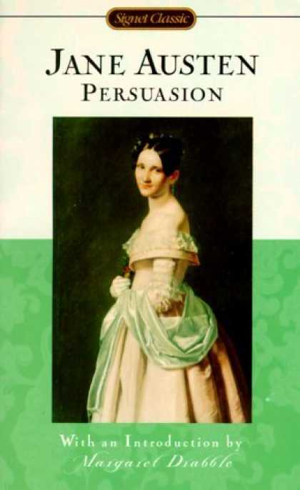 Bestsellers (2006) - Persuasion (Signet Classic) by Jane Austen