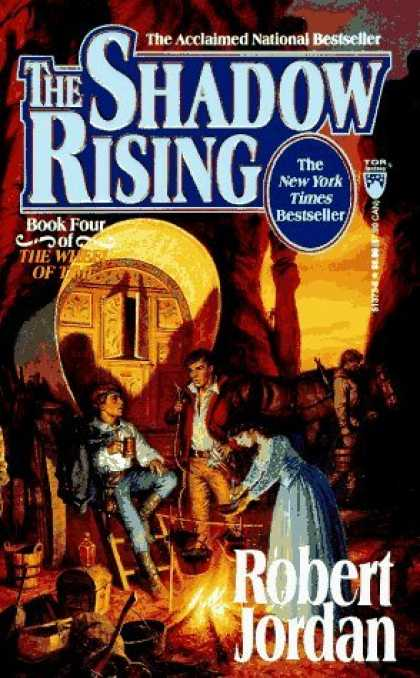 Bestsellers (2006) - The Shadow Rising (The Wheel of Time, Book 4) by Robert Jordan