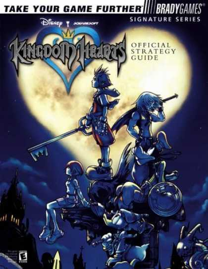 Bestsellers (2006) - Kingdom Hearts Official Strategy Guide by Dan Birlew