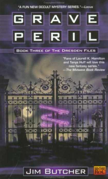 Bestsellers (2006) - Grave Peril (The Dresden Files, Book 3) by Jim Butcher