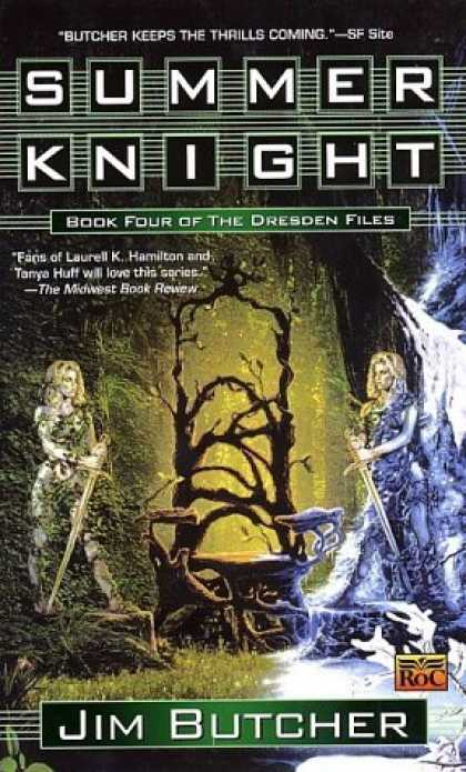 Bestsellers (2006) - Summer Knight (The Dresden Files, Book 4) by Jim Butcher