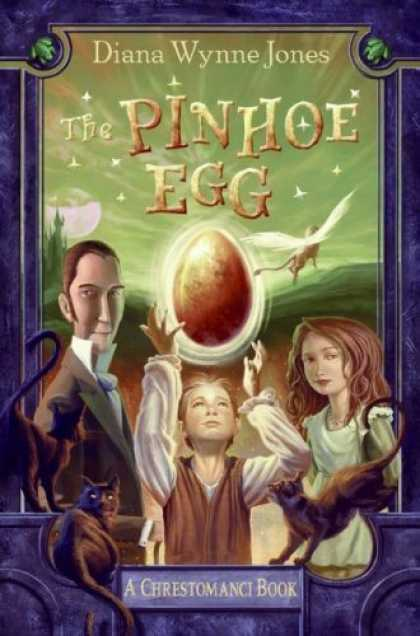 Bestsellers (2006) - The Pinhoe Egg: A Chrestomanci Book by Diana Wynne Jones