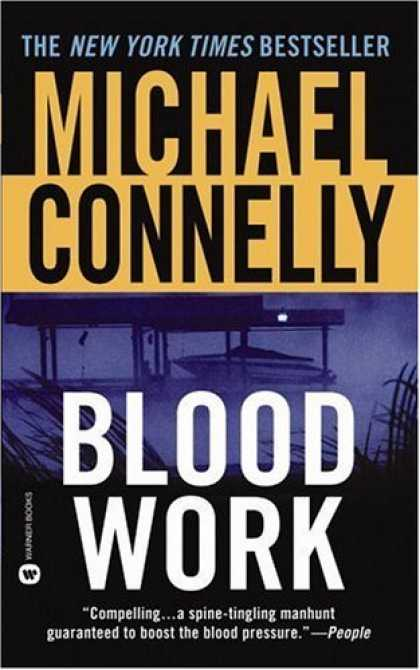 Bestsellers (2006) - Blood Work by Michael Connelly