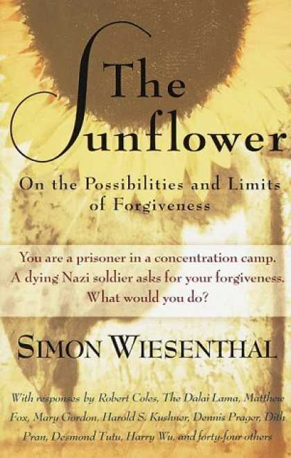 Bestsellers (2006) - The Sunflower: On the Possibilities and Limits of Forgiveness (Newly Expanded Pa