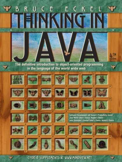 Bestsellers (2006) - Thinking in Java (4th Edition) by Bruce Eckel