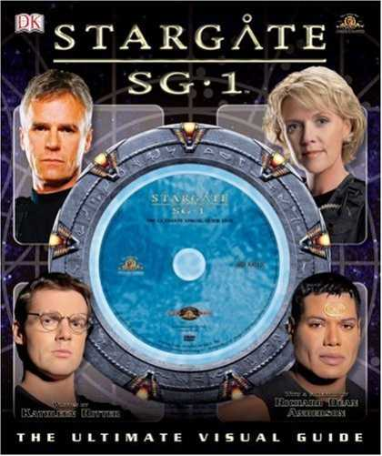 Bestsellers (2006) - Stargate SG-1: The Ultimate Visual Guide by Kathleen Ritter