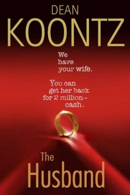 Bestsellers (2006) - The Husband by Dean Koontz
