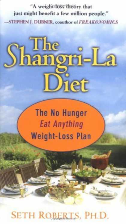 Bestsellers (2006) - The Shangri-La Diet by Seth Roberts