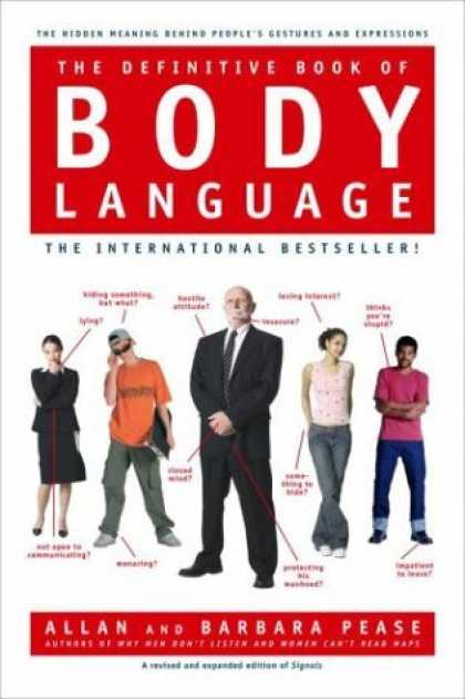 Bestsellers (2006) - The Definitive Book of Body Language by Barbara Pease