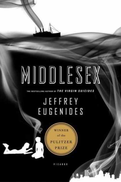 Bestsellers (2006) - Middlesex: A Novel by Jeffrey Eugenides