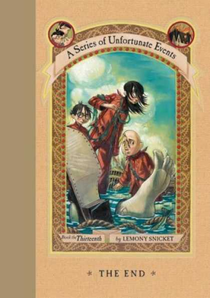 Bestsellers (2006) - The End (A Series of Unfortunate Events, Book 13) by Lemony Snicket
