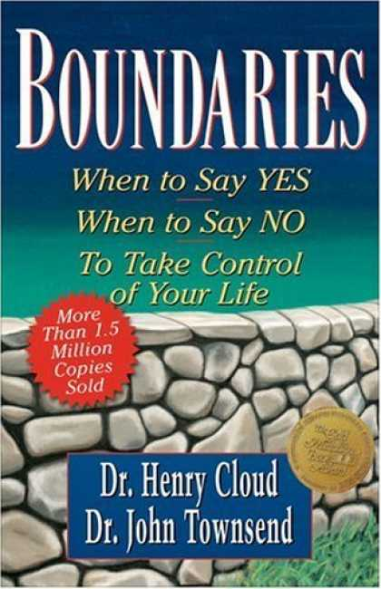 Bestsellers (2006) - Boundaries by Dr. Henry Cloud