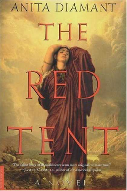 Bestsellers (2006) - The Red Tent by Anita Diamant