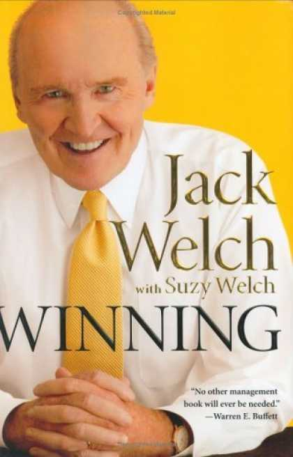 Bestsellers (2006) - Winning by Jack Welch