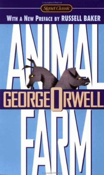 Bestsellers (2006) - Animal Farm by George Orwell