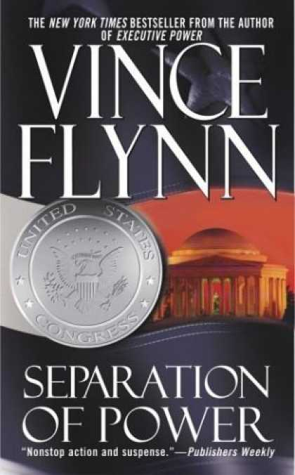 Bestsellers (2006) - Separation of Power by Vince Flynn
