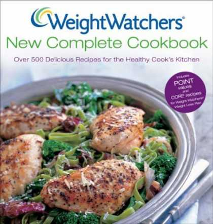 Bestsellers (2006) - Weight Watchers New Complete Cookbook by Weight Watchers