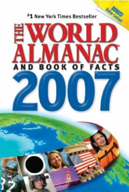 Bestsellers (2006) - The World Almanac and Book of Facts, 2007 (World Almanac and Book of Facts (Pape