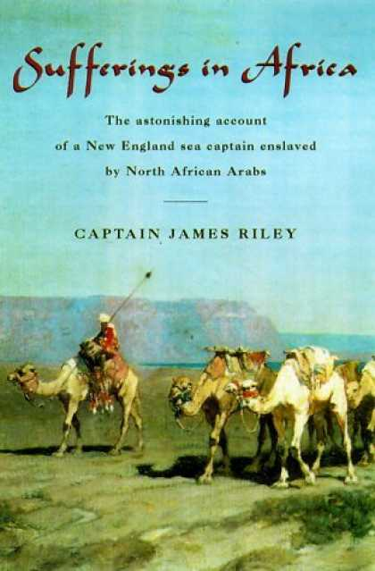 Bestsellers (2006) - Sufferings in Africa: The Astonishing Account of a New England Sea Captain Ensla